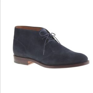 J Crew Suede chukka Boots!!